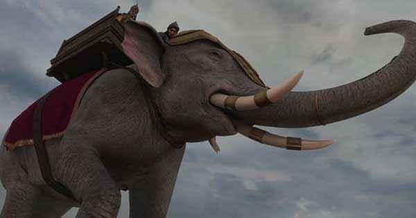 Chaar Sahibzaade Elephant Stills