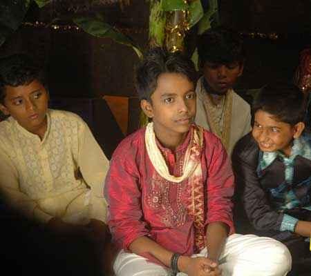 Chaarfutiya Chhokare Childs Stills
