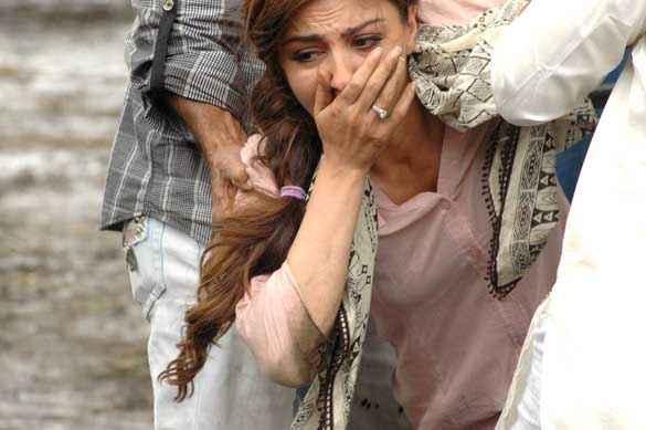 Chaarfutiya Chhokare Soha Ali Khan Acting Stills