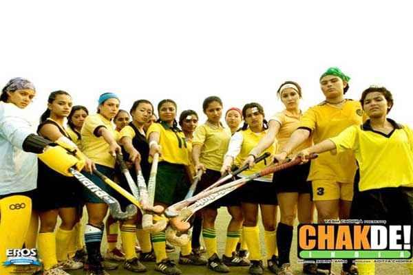 Chak De India Images Poster