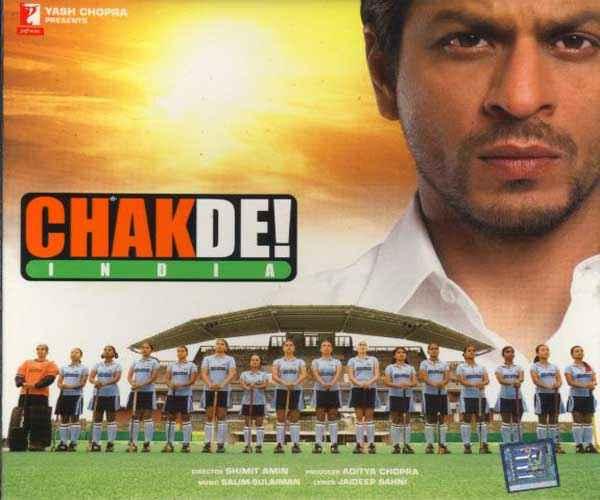 Chak De India Photos Poster
