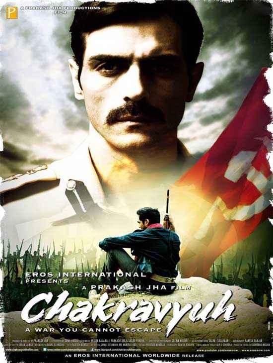 Chakravyuh Arjun Rampal Poster