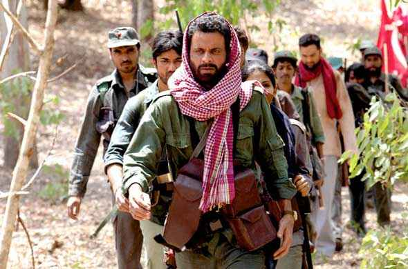 Chakravyuh Manoj Bajpayee With Gang Stills