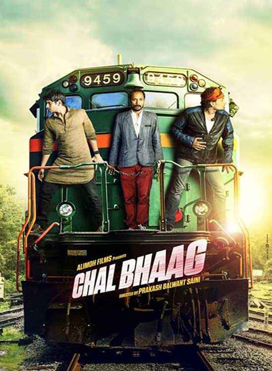 Chal Bhaag First Look Poster
