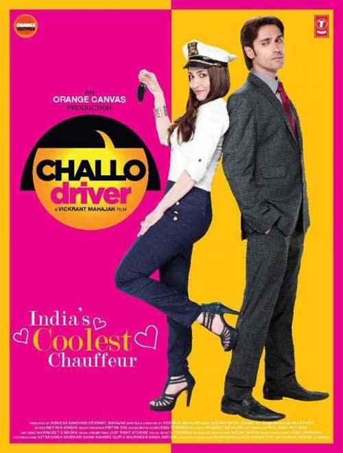 Challo Driver Poster