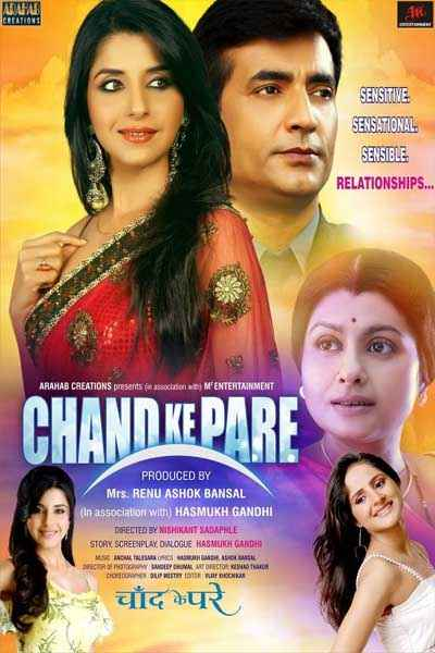 Chand Ke Pare  Poster