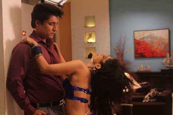 Chand Ke Pare Narendra N Jha Meghna Patel Hot Scene Stills