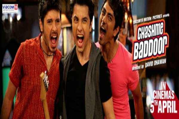 Chashme Baddoor 2013 New Poster