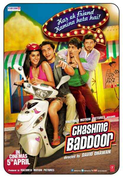 Chashme Baddoor 2013 Poster