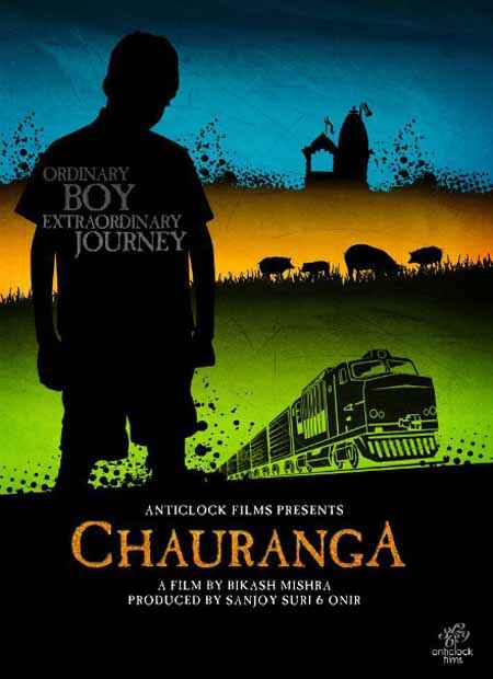Chauranga First Look Poster