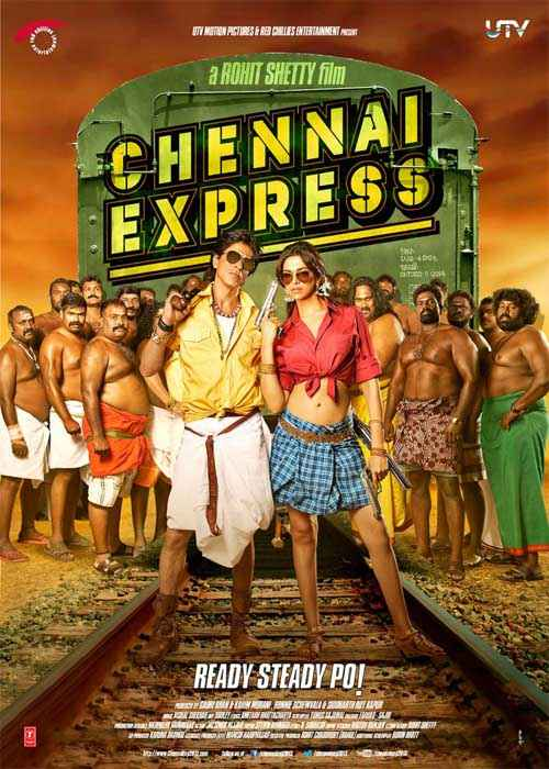 Chennai Express Images Poster