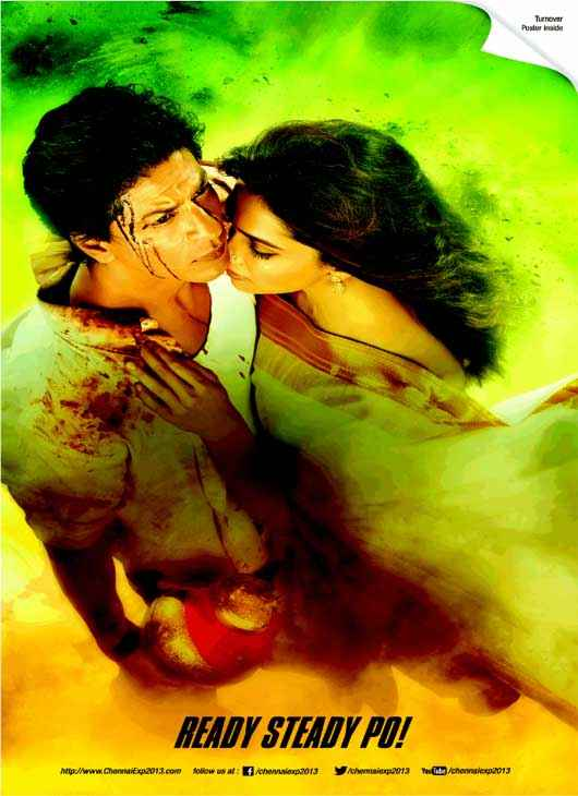 Chennai Express Wallpapers Poster