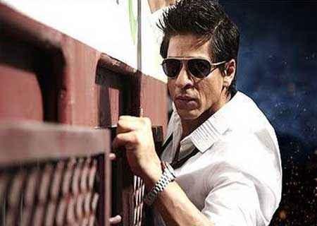 Chennai Express Shahrukh Khan Stills