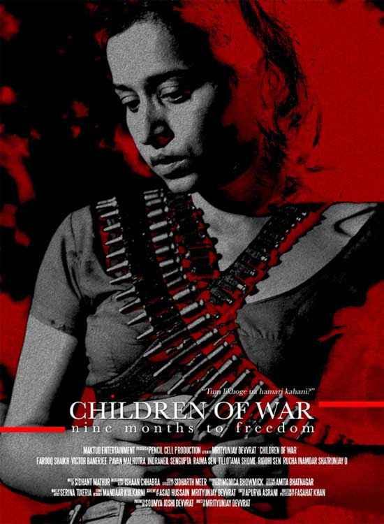 Children of War Image Poster