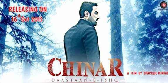 Chinar Daastaan E Ishq Faisal Khan Poster