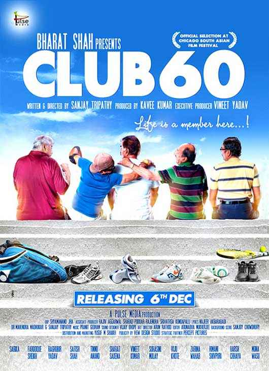 Club 60 First Look Poster