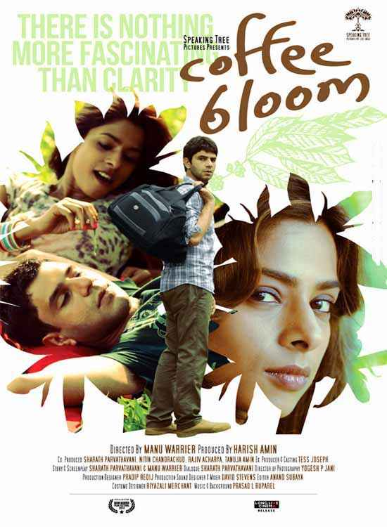 Coffee Bloom  Poster