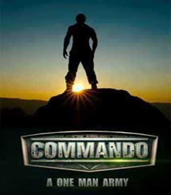 Commando 2013 Poster