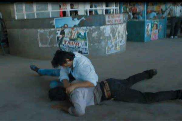 Commando 2013 Fighting Pics Stills