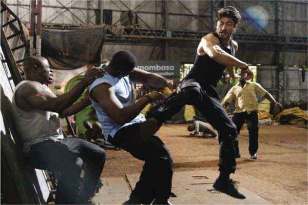 Commando 2013 Fighting Scene Stills