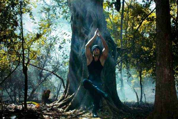 Commando 2013 Forest Scene Stills