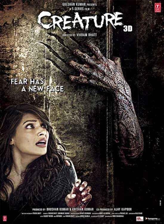 Creature Bipasha Basu Poster