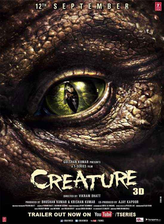 Creature First Look Poster