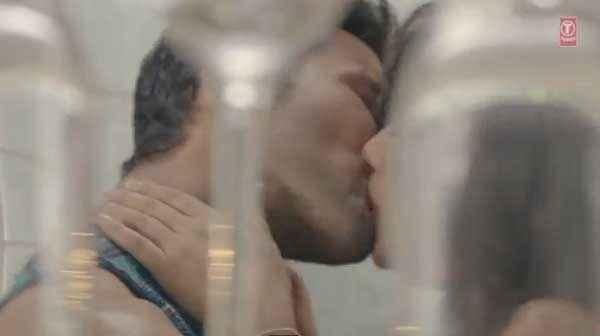Creature Rajneesh Duggal Surveen Chawla Kiss Scene Stills