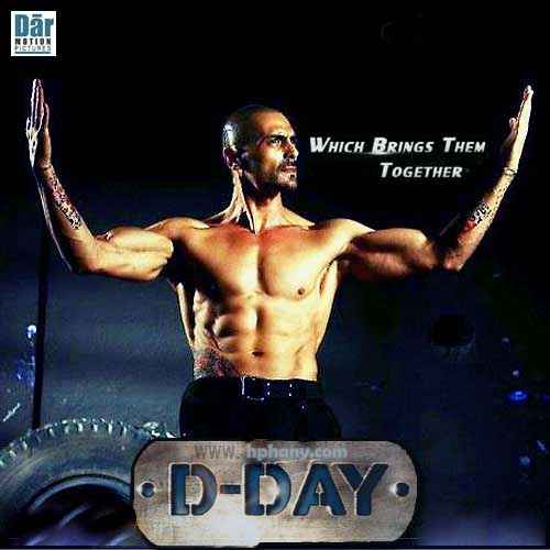 Day Arjun Rampal Poster - 4622 | 3 out of 5 | SongSuno