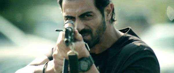 D Day Arjun Rampal Action Stills