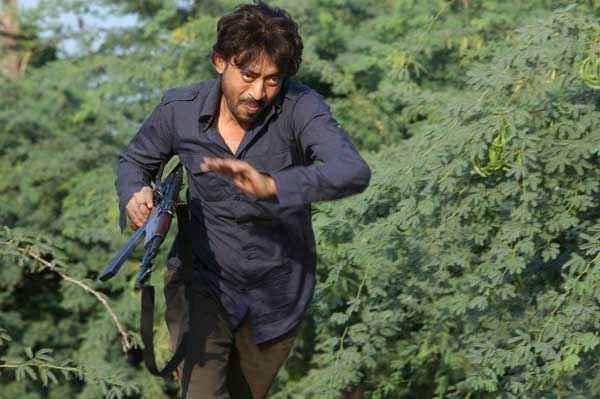 D Day Irrfan Khan Action Stills