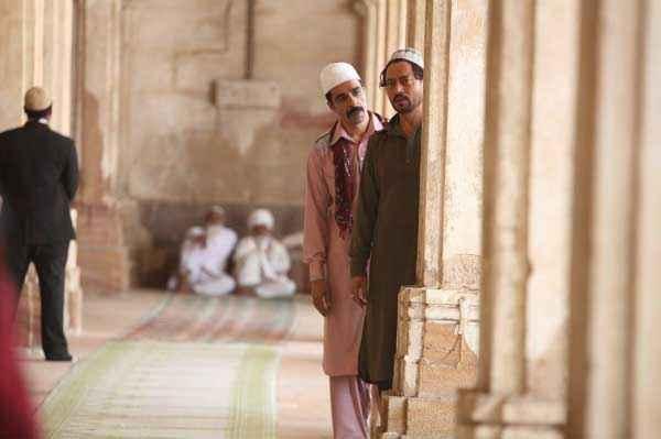 D Day Irrfan Khan In Masjid Stills