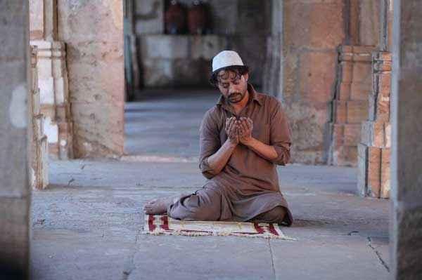 D Day Irrfan Khan Taking Nawaj Stills