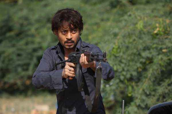 D Day Irrfan Khan Stills