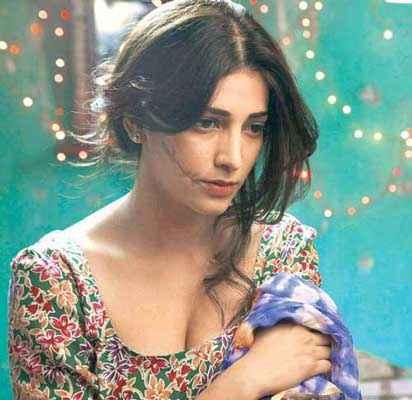 D Day Shruti Haasan Hot Photo Stills