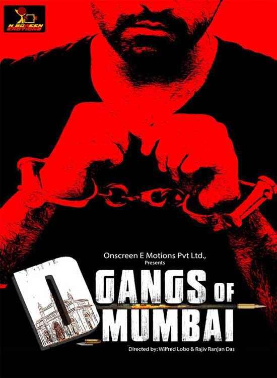 D Gangs Of Mumbai First Look Poster