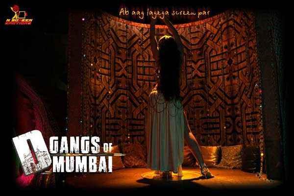 D Gangs Of Mumbai Hot Poster