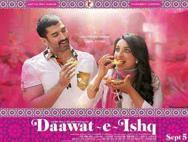 Daawat E Ishq  Poster