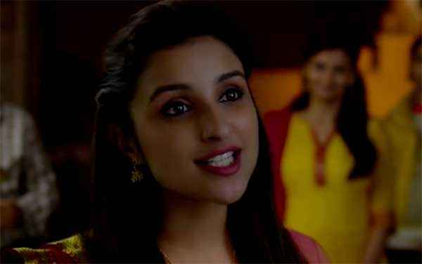 Daawat E Ishq Parineeti Chopra Smile Stills