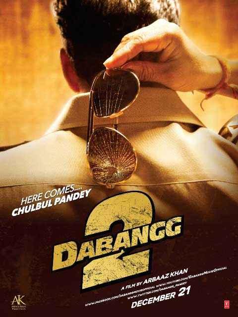 Dabangg 2 Photos Poster