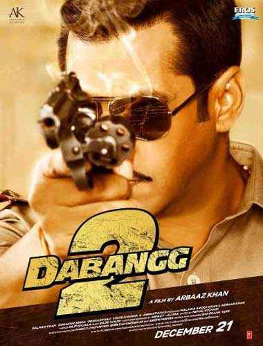 Dabangg 2 Pictures Poster