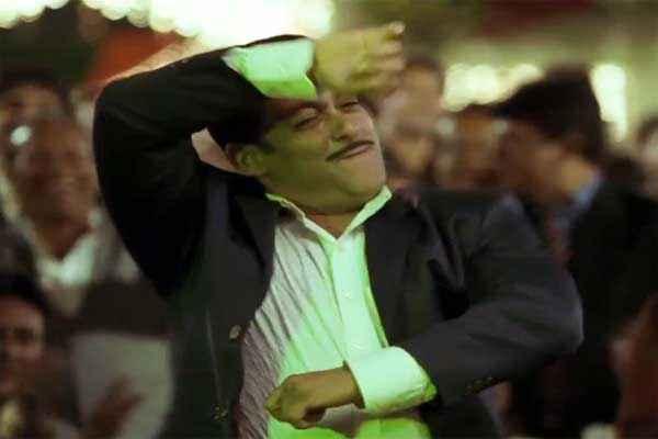 Dabangg 2 Salman Khan Dance Song Stills