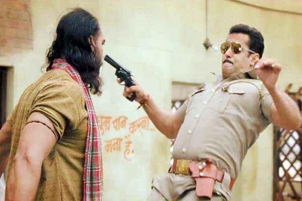 Dabangg 2 Salman Khan Fights Stills