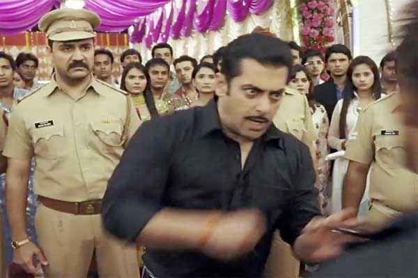 Dabangg 2 Salman Khan Images Stills