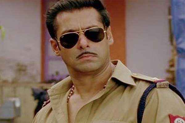 Dabangg 2 Salman Khan in Black Goggles Stills
