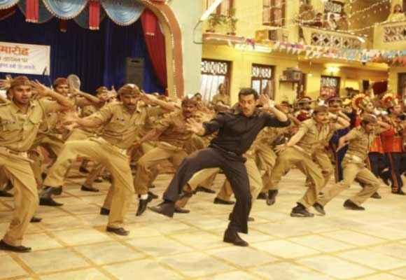 Dabangg 2 Salman Khan in Pandey ji Stills