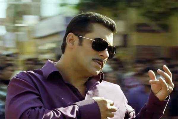 Dabangg 2 Salman Khan Wallpapers Stills