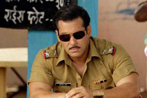 Dabangg 2 Salman Khan Stills