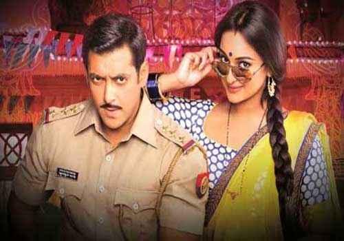 Dabangg 2 Sonakshi in Goggles Stills
