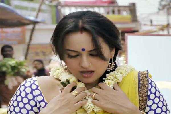 Dabangg 2 Sonakshi Sinha Stills